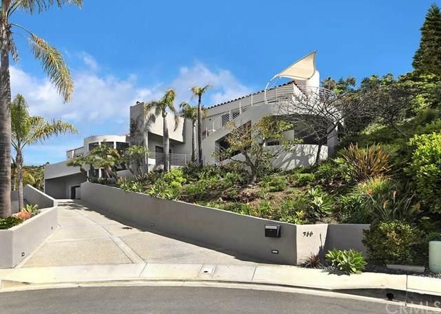 766 Pelican Drive, Laguna Beach, CA 92651 (#LG20096156) :: Doherty Real Estate Group