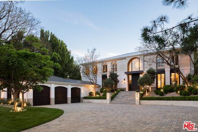 12012 Crest Court, Beverly Hills, CA 90210 (#20580388) :: RE/MAX Masters