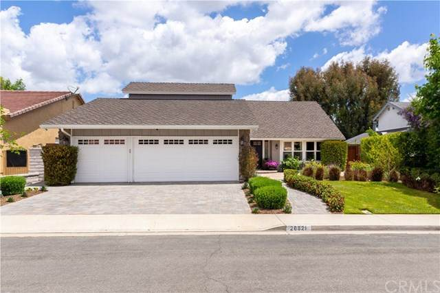 26821 Calle Maria, Mission Viejo, CA 92691 (#OC20096008) :: The Laffins Real Estate Team