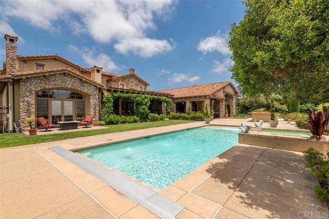 6709 Calle Ponte Bella, Rancho Santa Fe, CA 92091 (#200022804) :: Faye Bashar & Associates