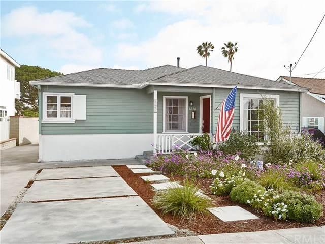 1216 E Mariposa Avenue, El Segundo, CA 90245 (#SB20096236) :: The Miller Group
