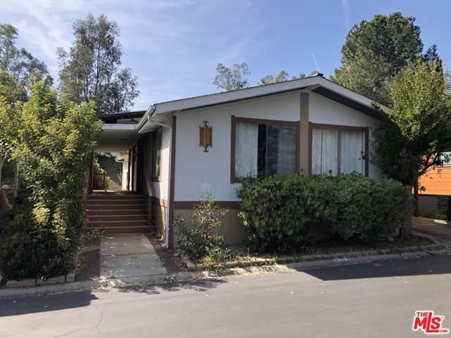 23777 Mulholland Highway #93, Calabasas, CA 91302 (#20579876) :: Coldwell Banker Millennium