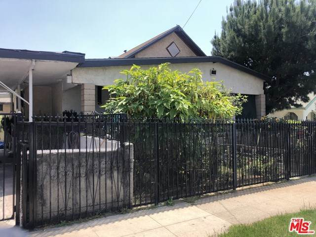 1012 Spence Street, Los Angeles (City), CA 90023 (#20581264) :: RE/MAX Masters