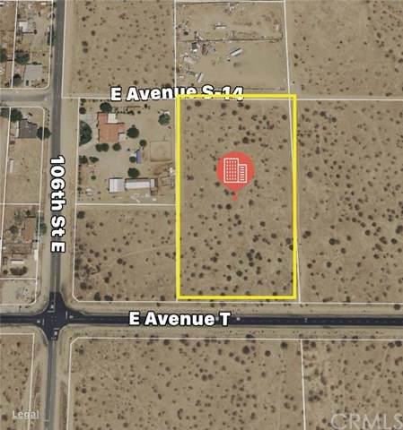 0 Vac/Ave T/Vic 106th Ste, Littlerock, CA 93543 (#IV20096566) :: RE/MAX Empire Properties