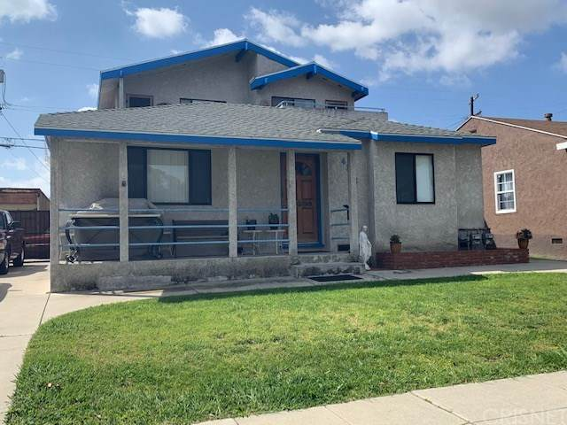 4172 W 166th Street, Lawndale, CA 90260 (#SR20096602) :: Coldwell Banker Millennium