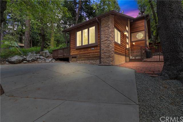 40925 Valley Of The Falls Drive, Forest Falls, CA 92339 (#EV20096672) :: The Costantino Group | Cal American Homes and Realty