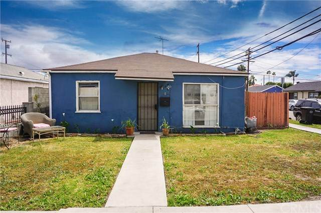 4060 W 162nd Street, Lawndale, CA 90260 (#SB20096048) :: Coldwell Banker Millennium