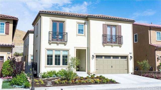 11856 Ricasoli Way, Porter Ranch, CA 91326 (#SR20096690) :: The Costantino Group | Cal American Homes and Realty