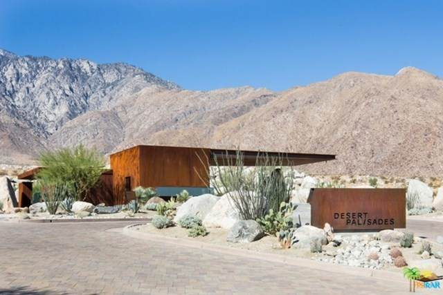2321 Vista Palizada Drive, Palm Springs, CA 92262 (#20580700) :: The Miller Group