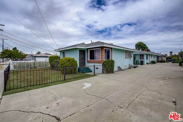15010 Eastwood Avenue, Lawndale, CA 90260 (#20576840) :: RE/MAX Masters