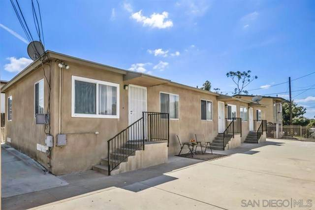 5073 Polk Ave, San Diego, CA 92105 (#200022972) :: The Costantino Group | Cal American Homes and Realty