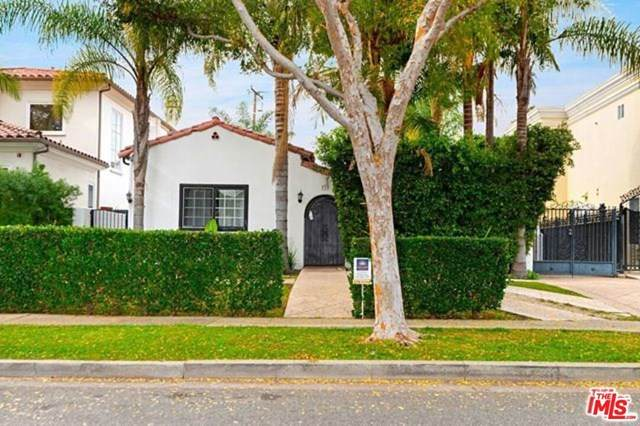333 S Crescent Drive, Beverly Hills, CA 90212 (#20581488) :: RE/MAX Innovations -The Wilson Group