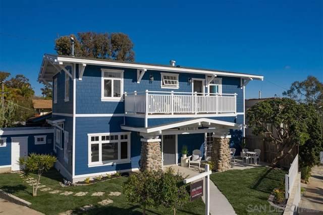 3855 Pringle St, San Diego, CA 92103 (#200023010) :: Crudo & Associates