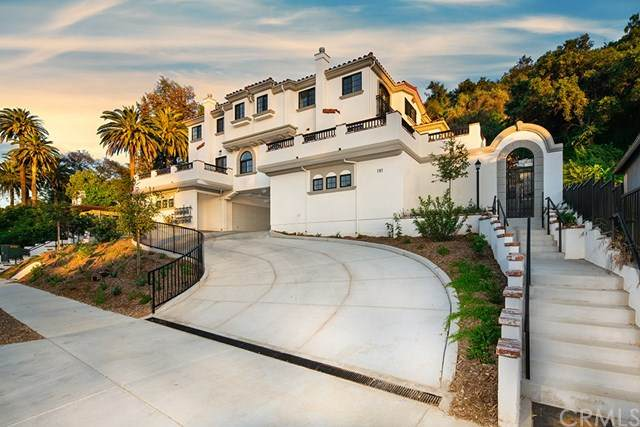 191 Monterey Road F, South Pasadena, CA 91030 (#WS20029505) :: The Brad Korb Real Estate Group