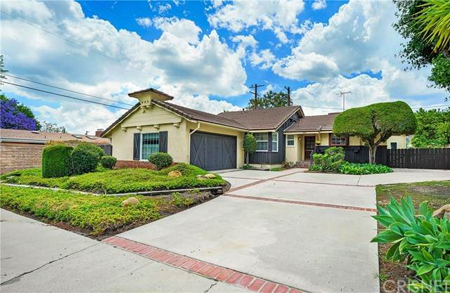 16814 Bircher Street, Granada Hills, CA 91344 (#SR20095866) :: Coldwell Banker Millennium