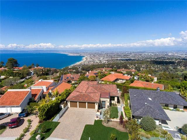 936 Via Del Monte, Palos Verdes Estates, CA 90274 (#SR20093570) :: Team Tami