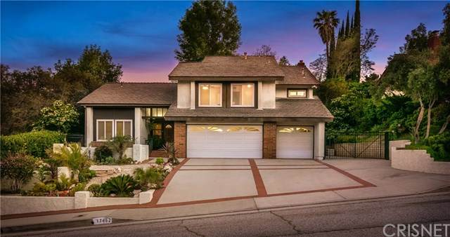17462 Rushing Drive, Granada Hills, CA 91344 (#SR20097349) :: The Costantino Group | Cal American Homes and Realty