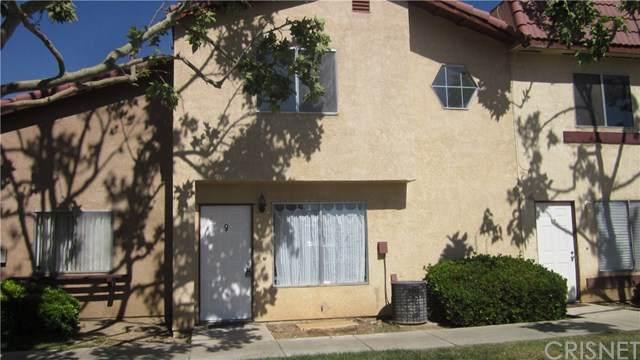 1750 E Avenue Q14 #9, Palmdale, CA 93550 (#SR20097417) :: RE/MAX Masters