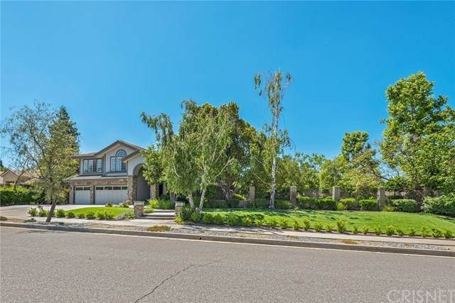 12049 Wood Ranch Road, Granada Hills, CA 91344 (#SR20097477) :: The Costantino Group | Cal American Homes and Realty