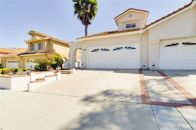 3035 Crape Myrtle Circle, Chino Hills, CA 91709 (#OC20097599) :: Cal American Realty