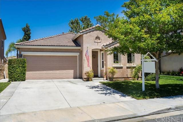 28410 Connick Place, Saugus, CA 91350 (#SR20094123) :: RE/MAX Masters