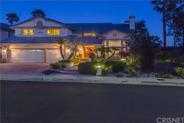 17870 Orna Drive, Granada Hills, CA 91344 (#SR20096916) :: The Costantino Group | Cal American Homes and Realty
