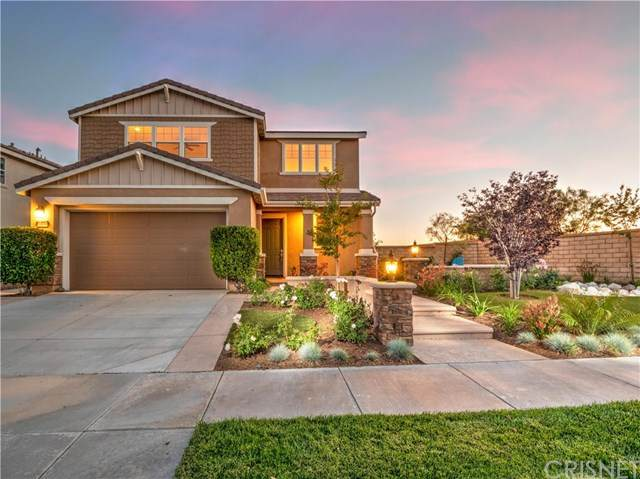 26631 Millhouse Drive, Saugus, CA 91350 (#SR20093119) :: The Brad Korb Real Estate Group