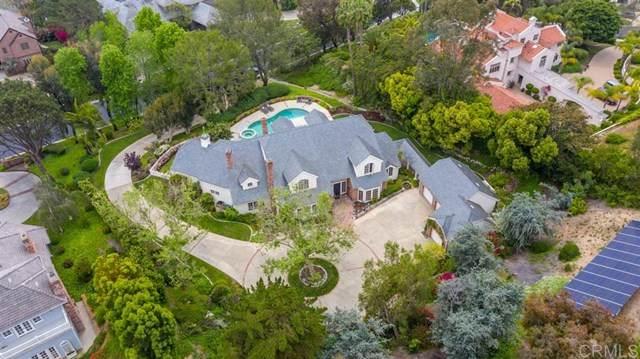 17218 Camino De Montecillo, Rancho Santa Fe, CA 92067 (#200023119) :: Faye Bashar & Associates