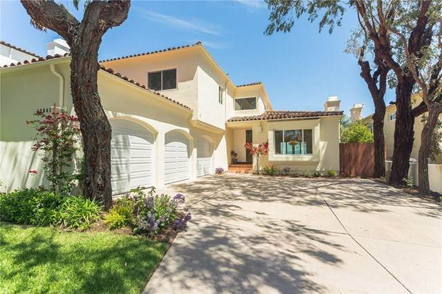 12541 Promontory Road, Los Angeles (City), CA 90049 (#PW20096361) :: Millman Team