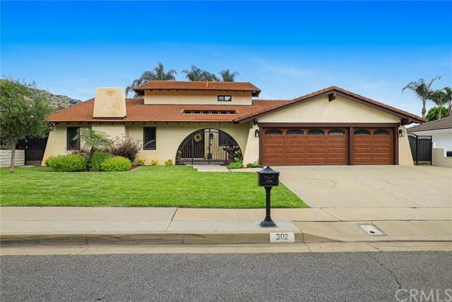 302 N Heritage Oak Drive, Glendora, CA 91741 (#AR20092270) :: The Costantino Group   Cal American Homes and Realty
