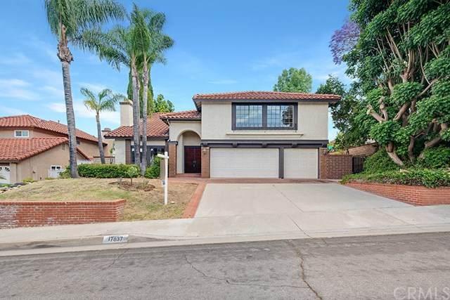 17837 Calle Los Arboles, Rowland Heights, CA 91748 (#TR20098116) :: Coldwell Banker Millennium
