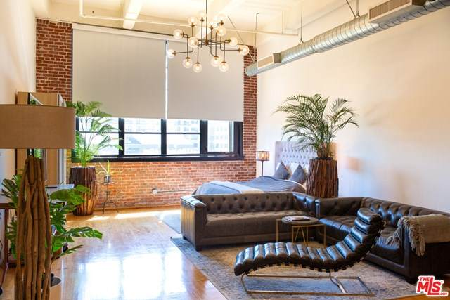 1850 Industrial Street #305, Los Angeles (City), CA 90021 (#20581254) :: The Marelly Group | Compass