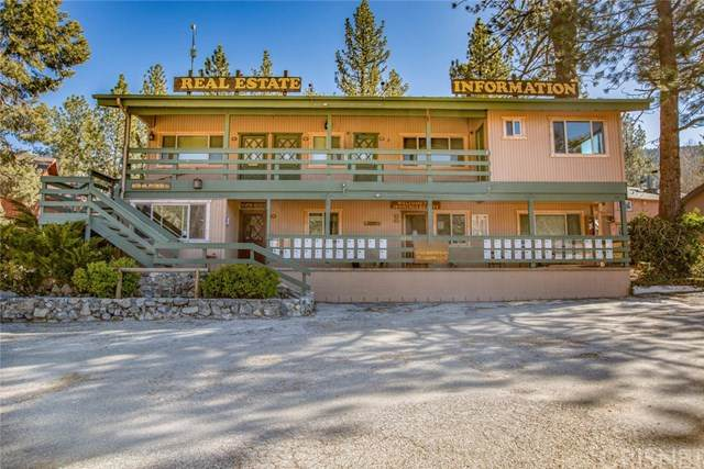 16218 Mil Potrero Hwy, Pine Mountain Club, CA 93222 (#SR20097443) :: Provident Real Estate