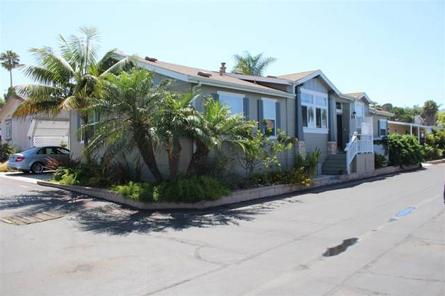 699 N Vulcan Ave Spc 115, Encinitas, CA 92024 (#200023304) :: Coldwell Banker Millennium