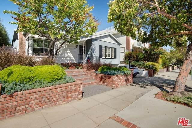 947 16TH Street #2, Santa Monica, CA 90403 (#20581790) :: eXp Realty of California Inc.