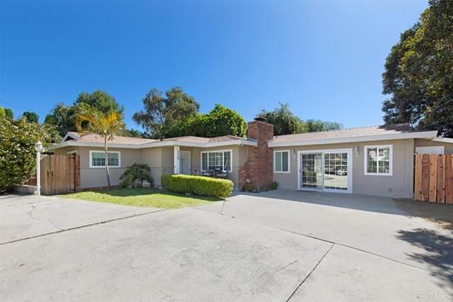 238 E Kalmia St, Fallbrook, CA 92028 (#200023327) :: Coldwell Banker Millennium