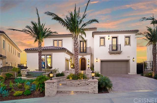 20168 Jubilee Way, Porter Ranch, CA 91326 (#SR20097558) :: Coldwell Banker Millennium