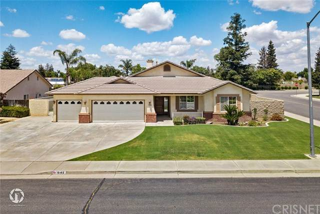 10102 Polo Trail Avenue, Bakersfield, CA 93312 (#SR20098507) :: Realty ONE Group Empire