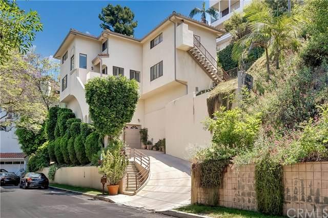 3286 N Knoll Drive, Hollywood Hills, CA 90068 (#PV20098092) :: Berkshire Hathaway HomeServices California Properties