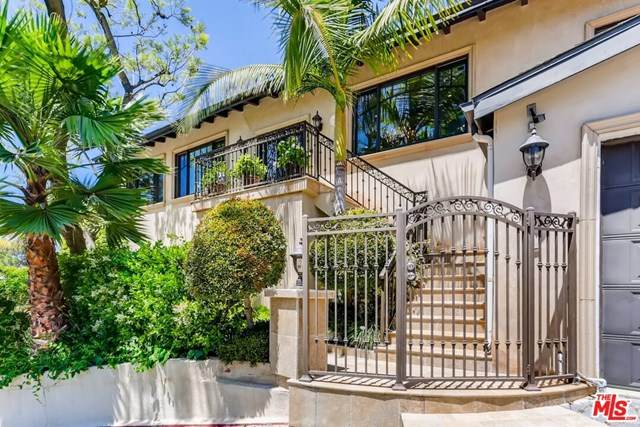 9401 Cherokee Lane Lane, Beverly Hills, CA 90210 (#20581948) :: RE/MAX Masters