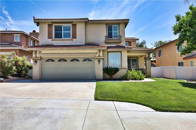 7535 Springmeadow Court, Highland, CA 92346 (#CV20097642) :: The Costantino Group | Cal American Homes and Realty