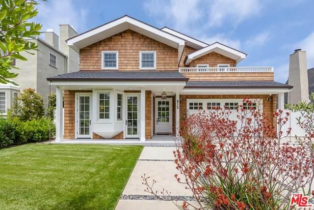 615 25TH Street, Santa Monica, CA 90402 (#20582124) :: RE/MAX Innovations -The Wilson Group