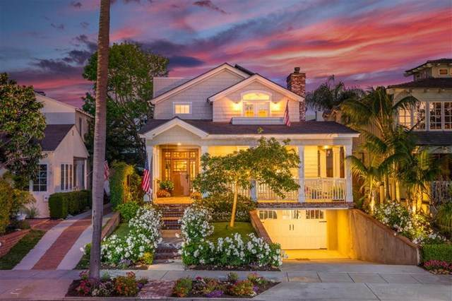 839 Pomona Avenue, Coronado, CA 92118 (#200023481) :: The Najar Group