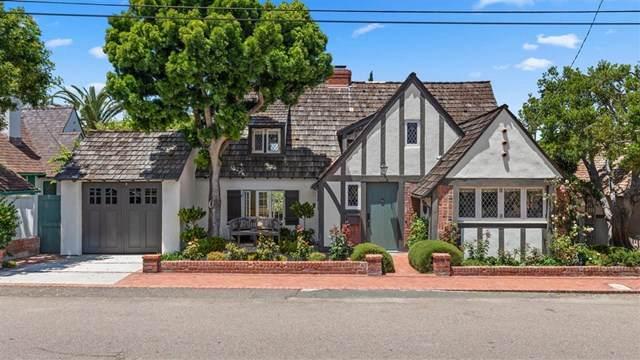 350 Fern Glen, La Jolla, CA 92037 (#200023480) :: Coldwell Banker Millennium