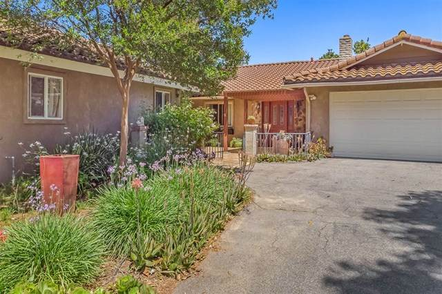 205 Calle Linda, Fallbrook, CA 92028 (#200023493) :: Coldwell Banker Millennium