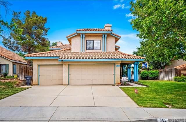 353 Rainbow, Palmdale, CA 93551 (#SR20098678) :: Coldwell Banker Millennium