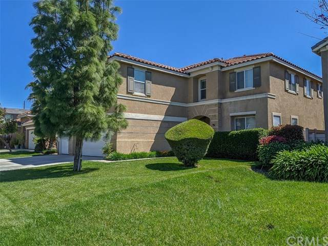 1570 Rose Street, Redlands, CA 92374 (#EV20098580) :: Allison James Estates and Homes