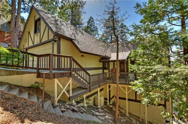 450 Rainier Road, Lake Arrowhead, CA 92352 (#EV20098655) :: Steele Canyon Realty