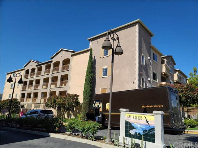 1435 Lomita Boulevard #206, Harbor City, CA 90710 (#RS20097562) :: RE/MAX Empire Properties