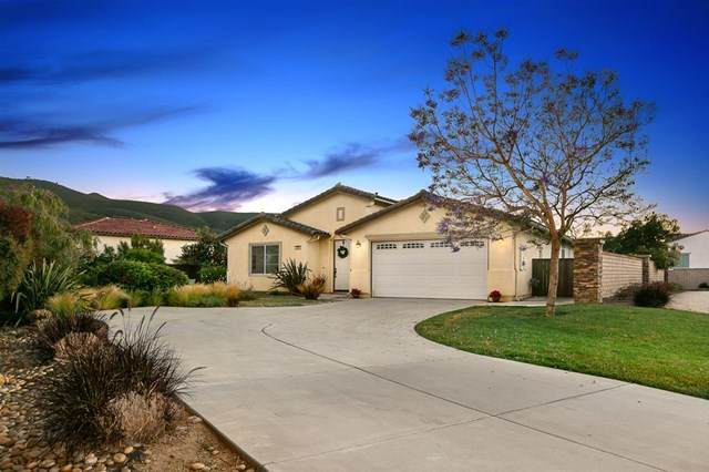 267 Violet Ave, San Marcos, CA 92078 (#200023524) :: eXp Realty of California Inc.